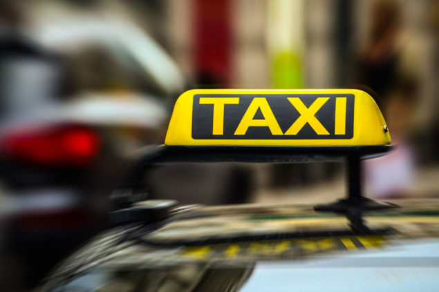 Anreise Filzmoos Taxi 1