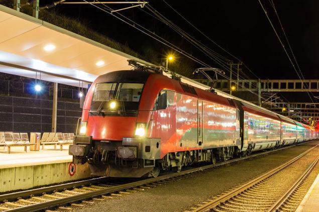 Anreise Filzmoos Zug 1