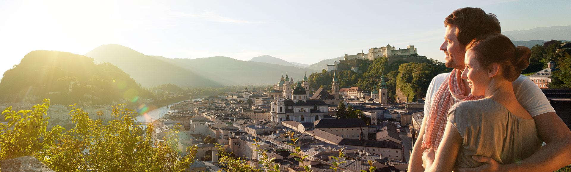 Ausflugsziele im Salzburger Land, Stadt Salzburg