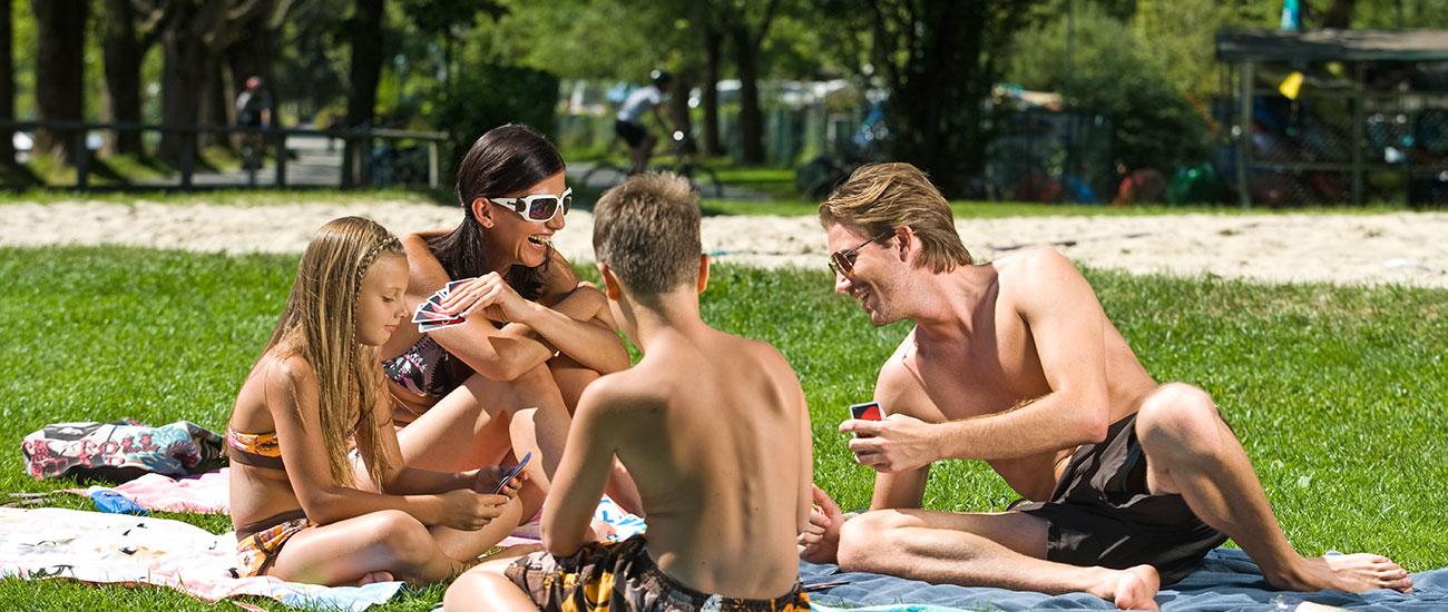 Baden Sommerurlaub Salzburger Land 1