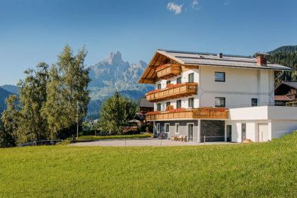 Neue Ferienwohnungen in Filzmoos, Salzburger Land