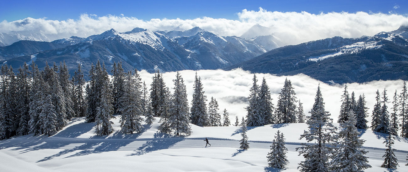 Langlaufen - Winterurlaub in Filzmoos