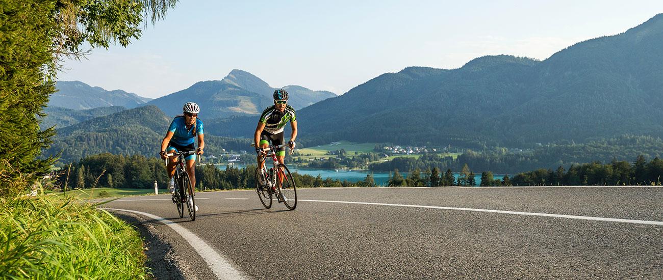 Roadbiken - Sommerurlaub im Salzburger Land