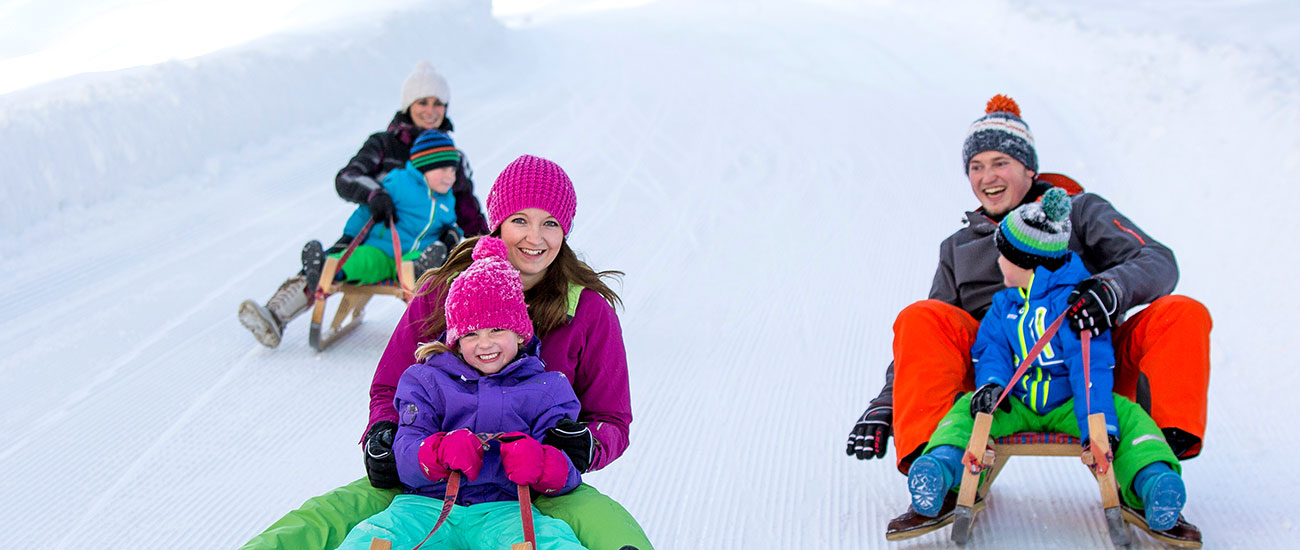 Schneeschuhwandern - Winterurlaub in Filzmoos