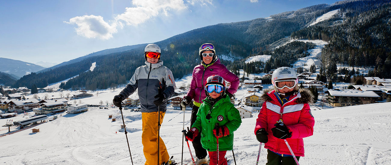 Skifahren - Skiurlaub in Filzmoos, Ski amadé