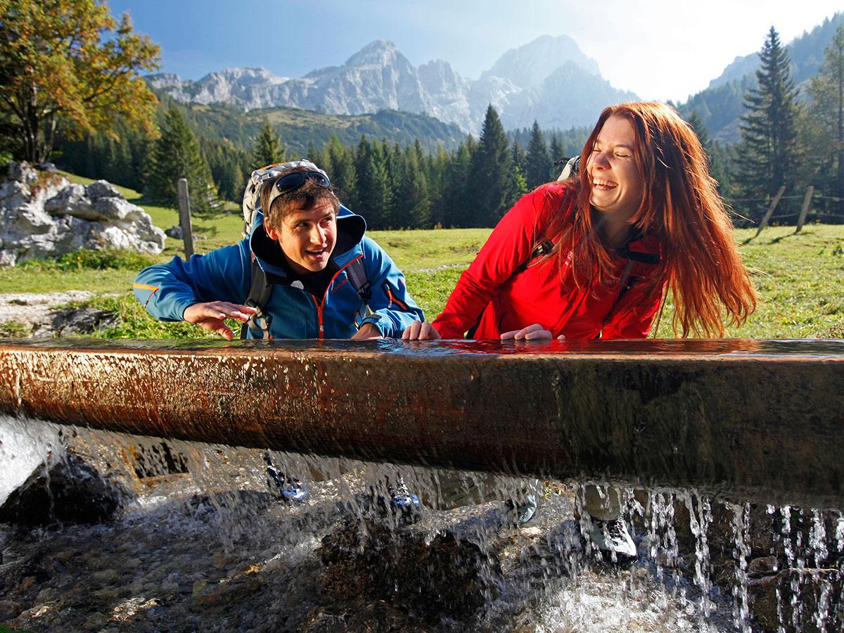 Sommerurlaub & Wanderurlaub in Filzmoos, Salzburger Land