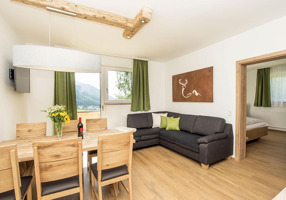 Sternenglanz - neue Ferienwohnung in Filzmoos, Salzburger Land