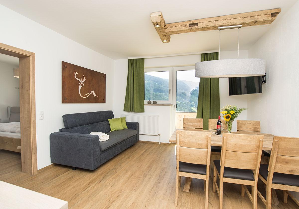 Sternenschein - neue Ferienwohnung in Filzmoos, Salzburger Land