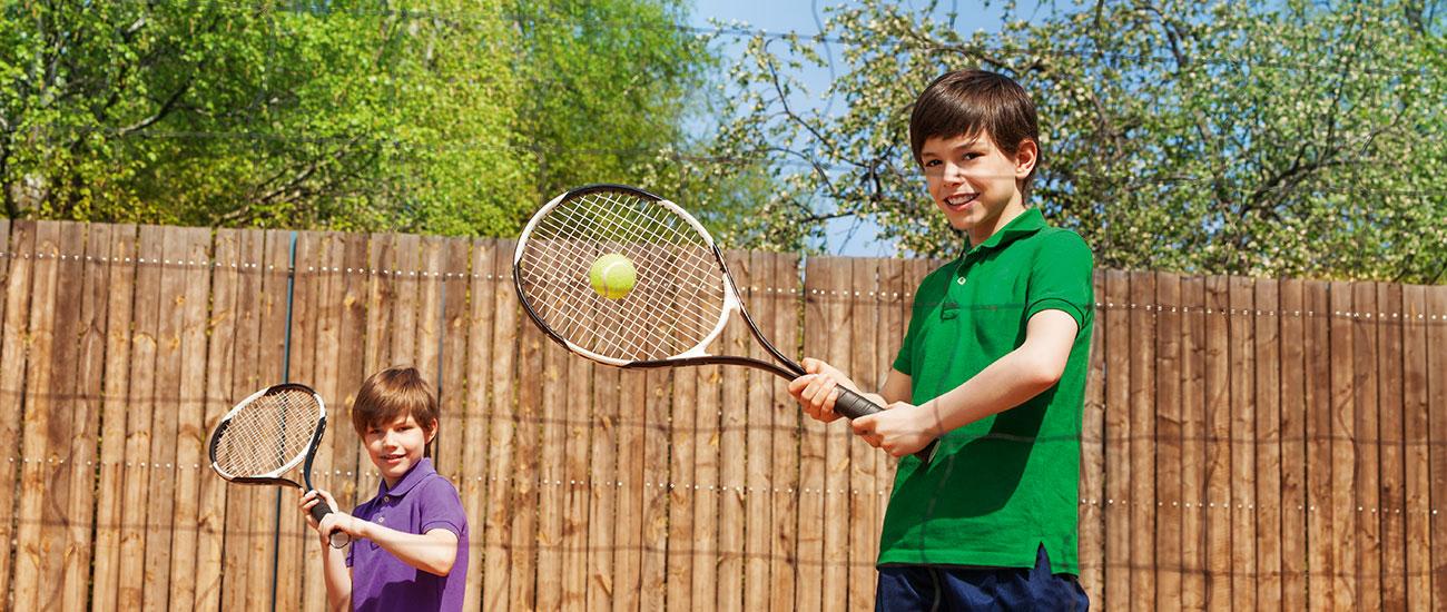 Tennis Sommerurlaub Filzmoos 1